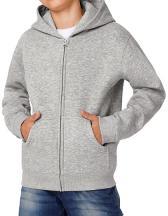 Hooded Full Zip Sweat / Kids