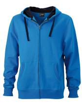 Men`s Hooded Jacket