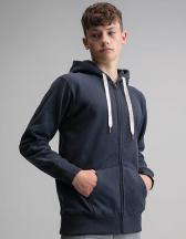Men`s Superstar Zip-Through Hoodie