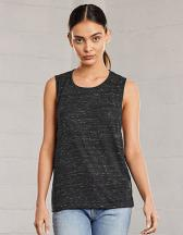 Women´s Flowy Scoop Muscle T-Shirt